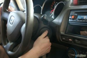 No calentar el automovil