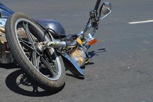 Riesgos de usar la moto