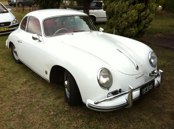 porsch 356 1948