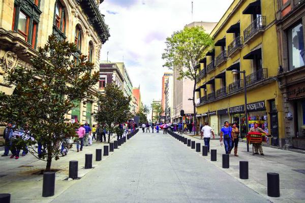 Tipos de vialidades en la cdmx apoyovial for Casa de los azulejos ciudad de mexico cdmx