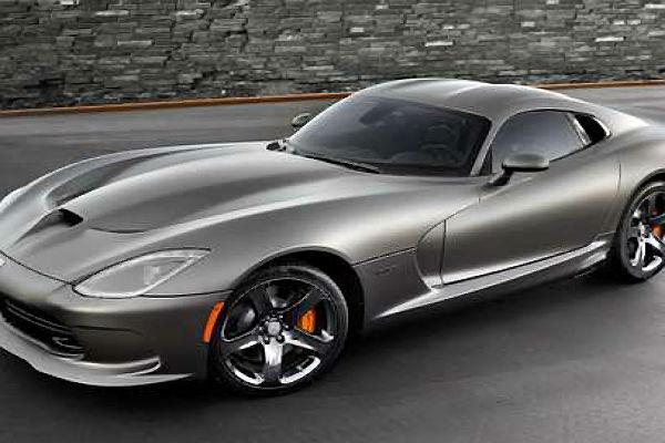 Auto gris