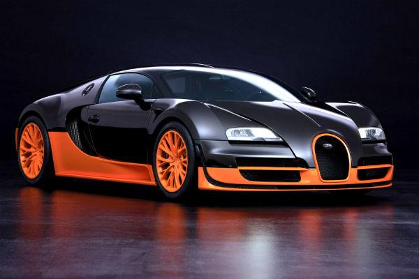 2Bugatti Veyron Supersport