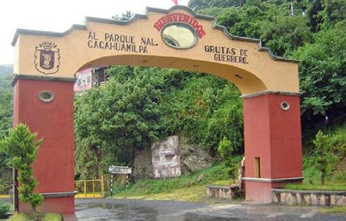 Cacahuamilpa