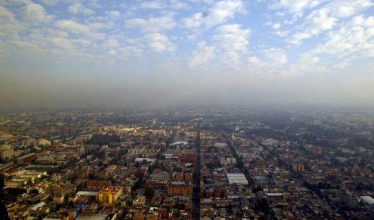Contaminación temporada de ozono