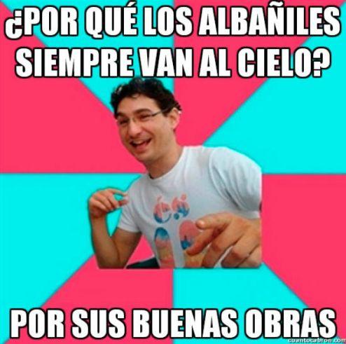 memes Albañil