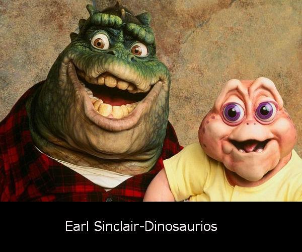 7 Earl Sinclair