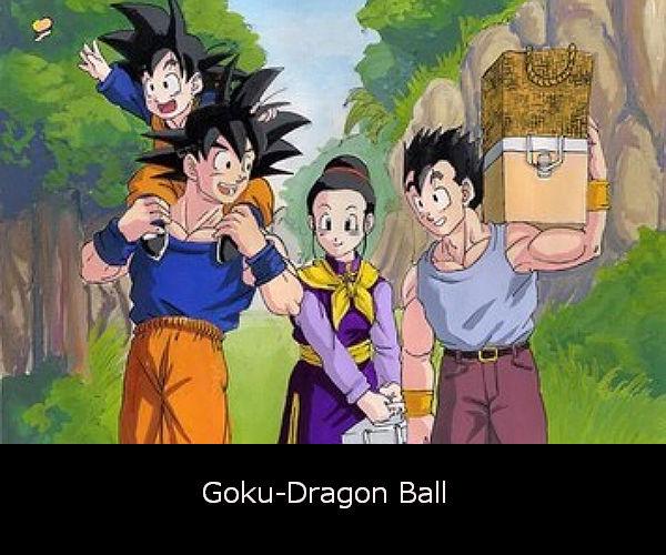 8 Goku