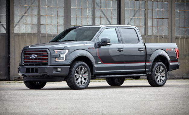 Ford f 2016