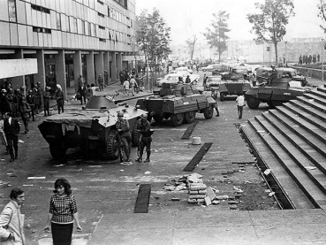 Después de la masacre