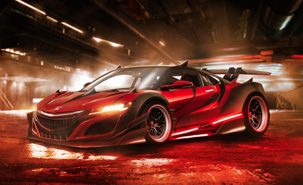 honda-nsx-de-darth-maul