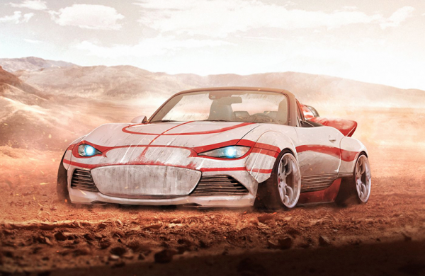 mazda-mx-5-land-speeder-de-luke-skywalker
