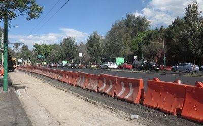 Imagen: Secretaría de Obras CDMX