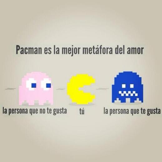 Pacman valentin