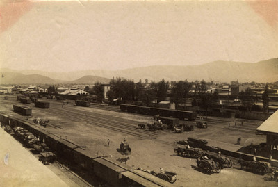 Imagen: Buenavista 1900 INAH