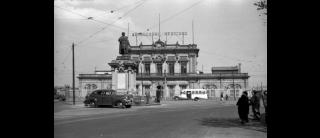 Imagen: Buenavista 1948 INAH