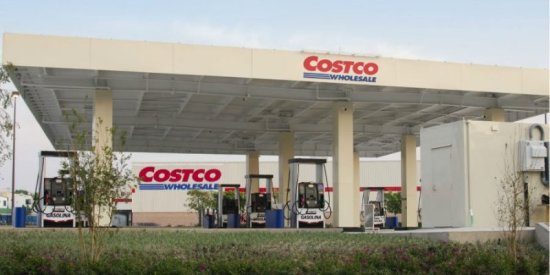Costco gas
