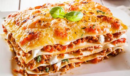 lasagna 3