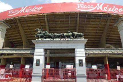 plaza de toros mexico