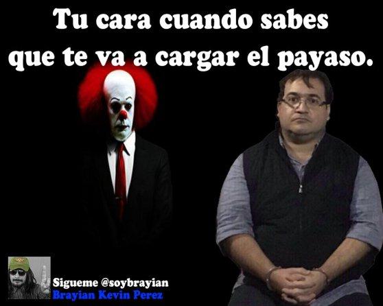 Abril meme Detienen a Javier Duarte en Guatemala