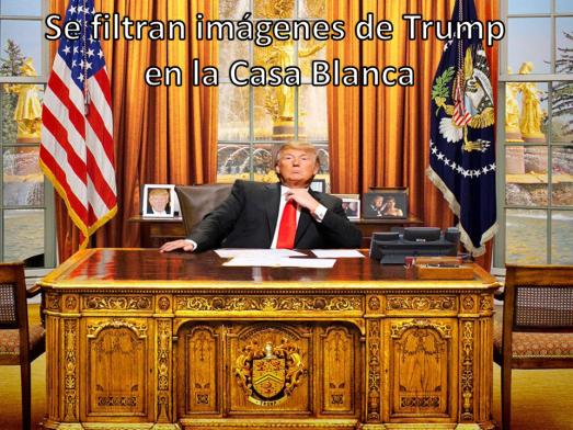 Enero meme Donald Trump asume la presidencia de EUA