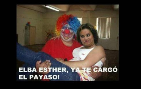 Marzo meme Juez niega prisión domiciliaria a Elba Esther Gordillo
