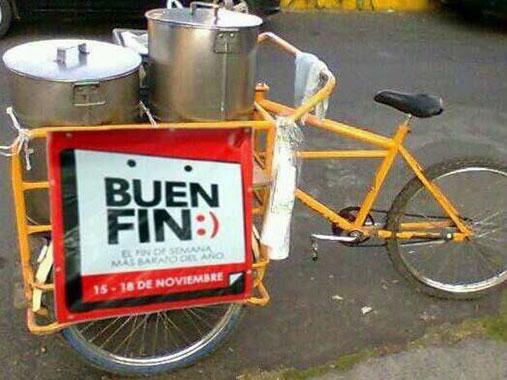 """Noviembre Inicia el """"Buen Fin"""" miles de capitalinos aprovechan los """"promociones"""" en el mercado"""