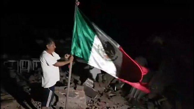Septiembre Sismo sacude Oaxaca