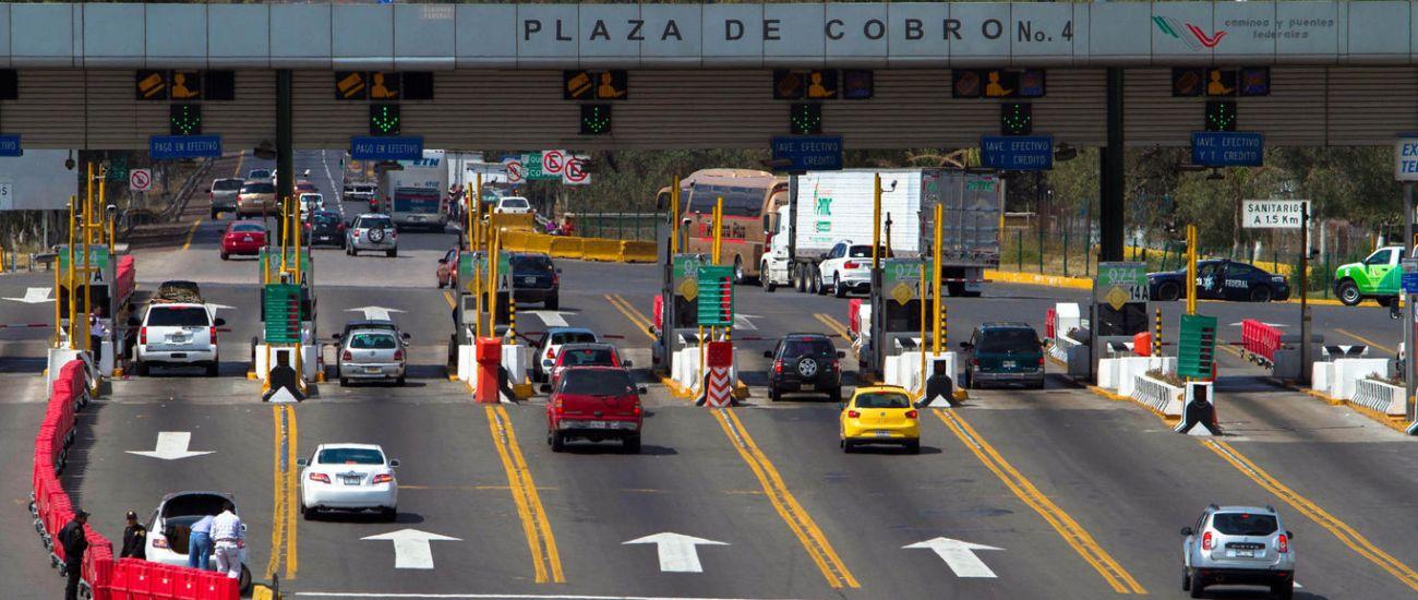 CASETA MÉXICO-QUERETARO